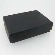 Large Card Gift box with wool insert